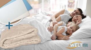Zľava 67%: Praktická vyhrievacia podložka na matrac zlepšuje kvalitu spánku, zdravie, šetrí životné prostredie i vašu peňaženku. Dostupná v 2 rozmeroch. Na výber i kupón s darčekom.
