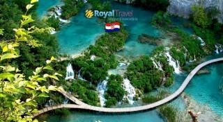 Zľava 39%: Pripravte si perfektné leto pri mori. Využite skvelú ponuku na zájazd so sprievodcom do Vodíc, Plitvíc, Záhrebu a presvedčte sa na vlastné oči o kráse Chorvátska.