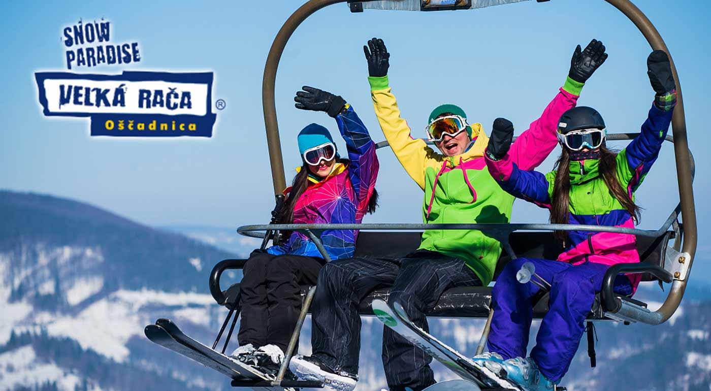 Sezónny skipas v Snowparadise Veľká Rača Oščadnica na Kysuciach