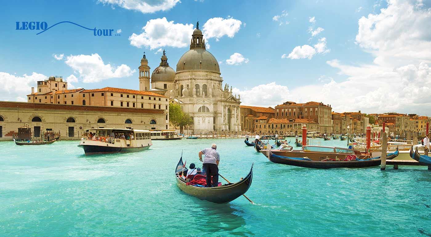 3-dňový zájazd Benátky a Benátska lagúna