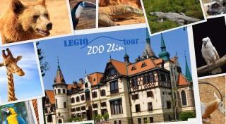 Zľava 50%: Urobte si rodinný výlet do Zlína, len kúsok od hraníc. Uvidíte jednu z najkrajších zoologických záhrad v celom Česku a najmladší zámok Lešná.