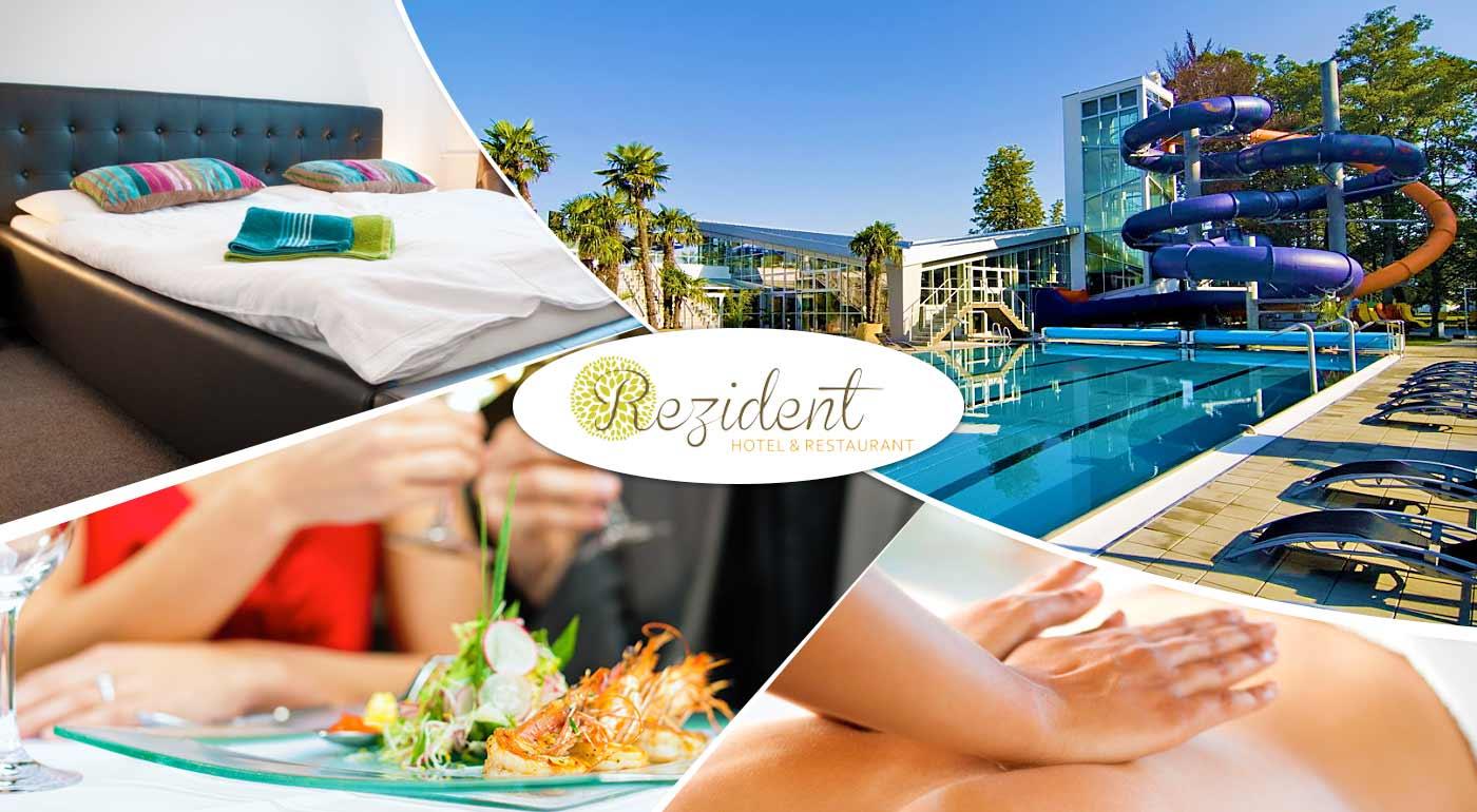Fotka zľavy: Cíťte sa ako prezident, v Hoteli Rezident! Užite si pobyt plný relaxu, vynikajúceho jedla a ďalších skvelých bonusov pre váš bezchybný oddych.