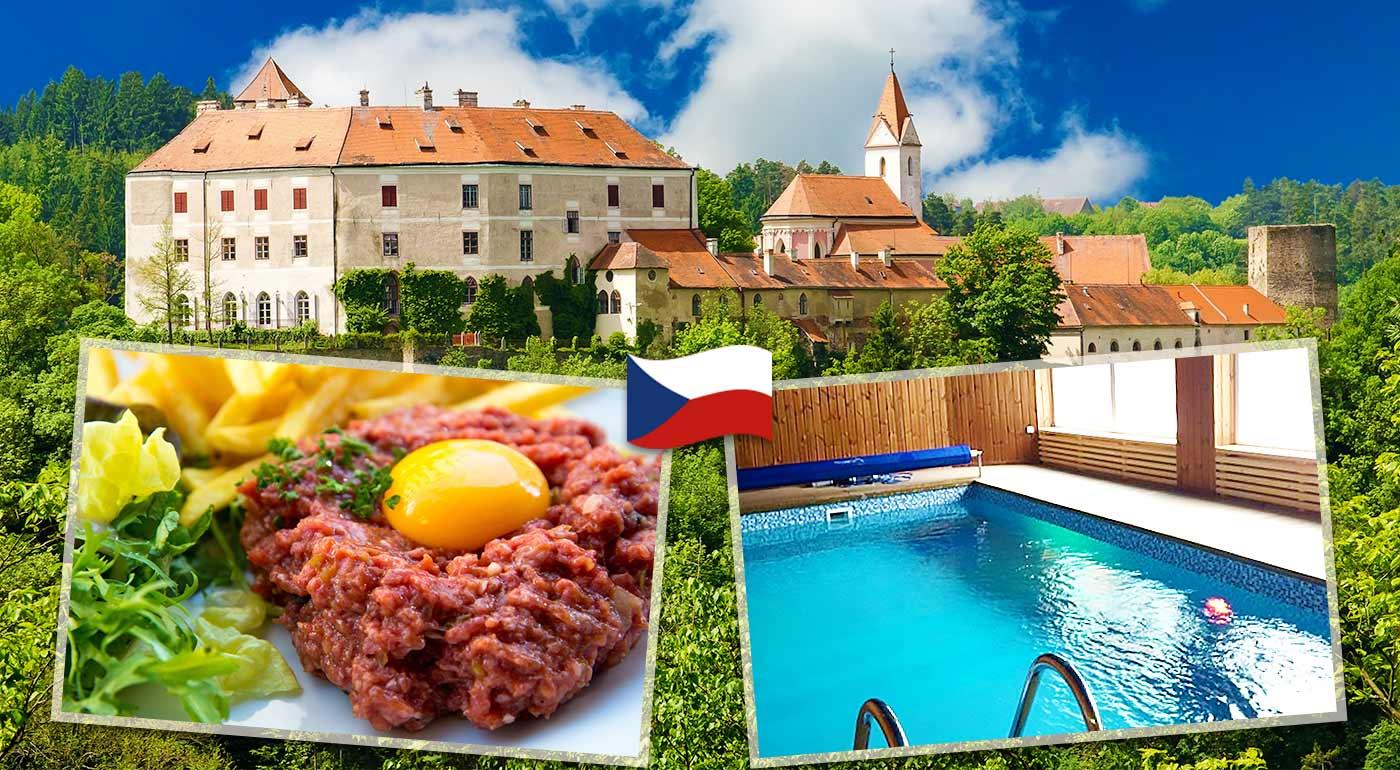 Oddýchnite si na Morave a užite si voľné dni s wellness a polpenziou v Penzióne Grasel