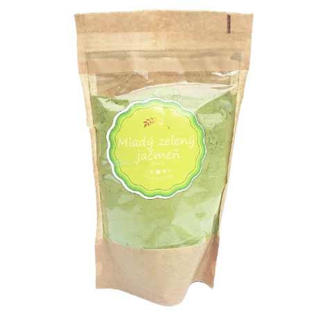 Mladý zelený jačmeň (balenie 200g)