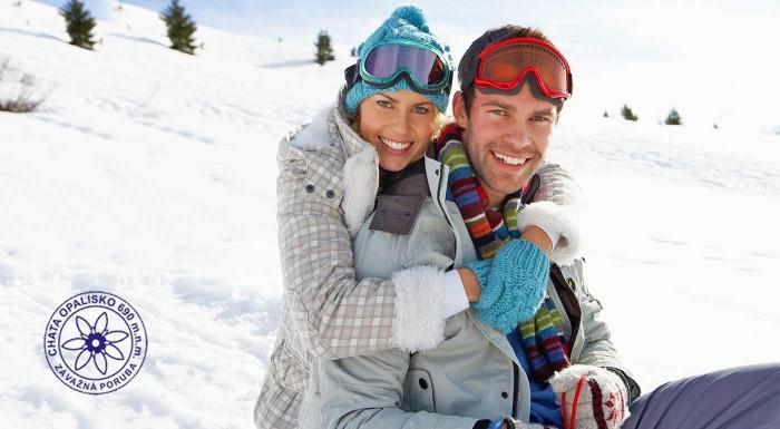 Fotka zľavy: Prežite zimu bez starostí v lone prírody Nízkych Tatier. Zbaľte lyže a vyrazte na 3-dňový pobyt na Chate Opalisko s raňajkami a až 40% zľavou na skipas v lyžiarskom stredisku Opalisko.