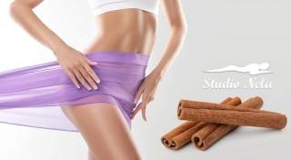 Zľava 55%: Permanentky na skrášľujúce procedúry v Štúdiu Nela. Na výber vibračná plošina, lymfodrenáž, kavitácia a škoricový zábal. Zbavte sa tukových zásob, celulitídy a zrýchlite váš metabolizmus.