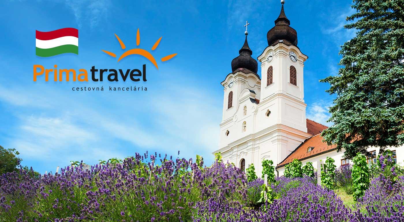 """""""Voňavý"""" zájazd na levanduľový festival v maďarskej dedinke Tihany na Balatone"""