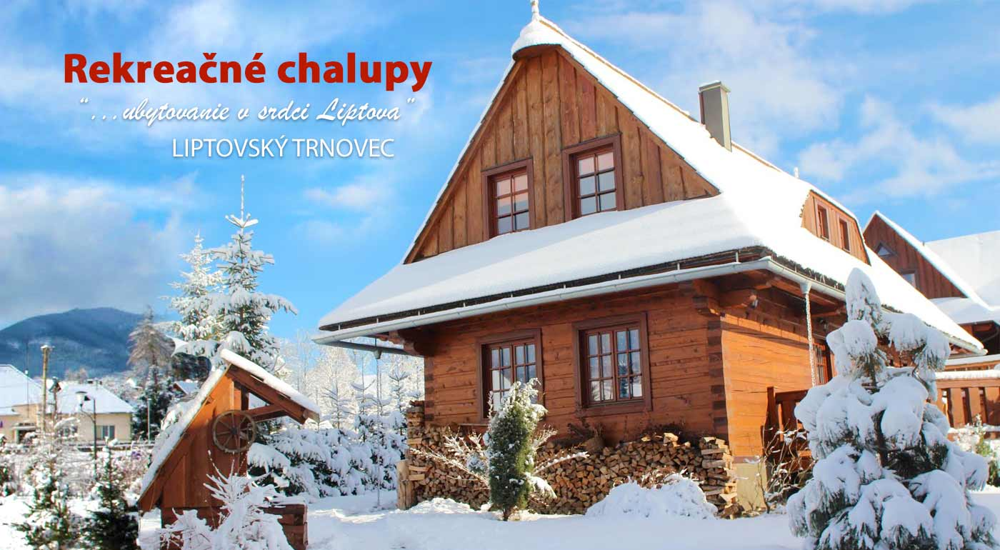 Fotka zľavy: Urobte si výlet na Liptov so super zľavou do lyžiarskeho strediska Opalisko. Skvelý oddych vás čaká v rekreačných chatách v Liptovskom Trnovci pre 2 alebo 6 osôb.