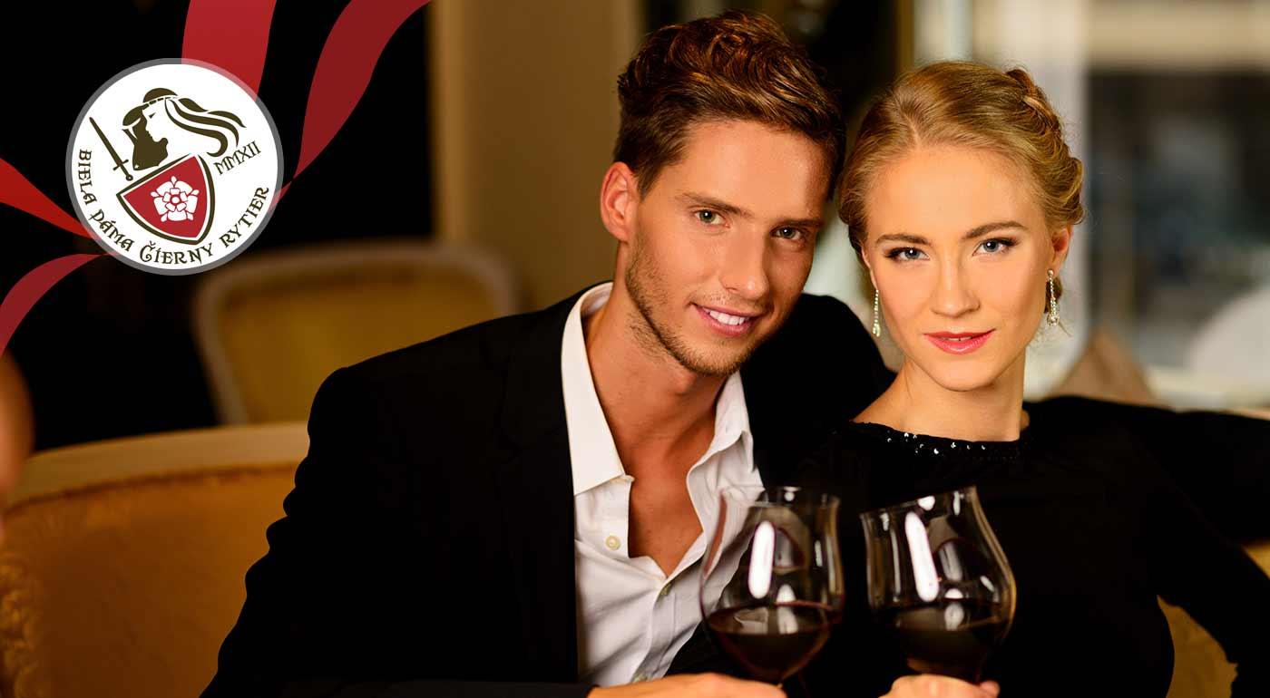 Romantický pobyt ako za dávnych čias v historickom kaštieli Biela dáma a Čierny rytier na Spiši.