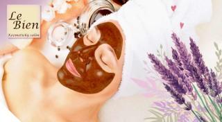 Zľava 79%: Dobrá nálada či úľava od napätia a stresu? Odskočte si na masáž a vychutnajte si čokoládový alebo levanduľový masážny balíček.