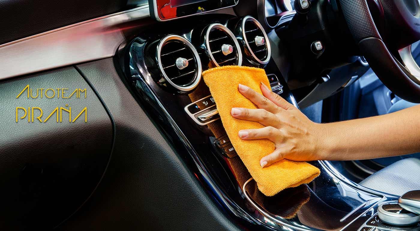 Ručné umytie interiéru alebo exteriéru vášho automobilu v Bratislave