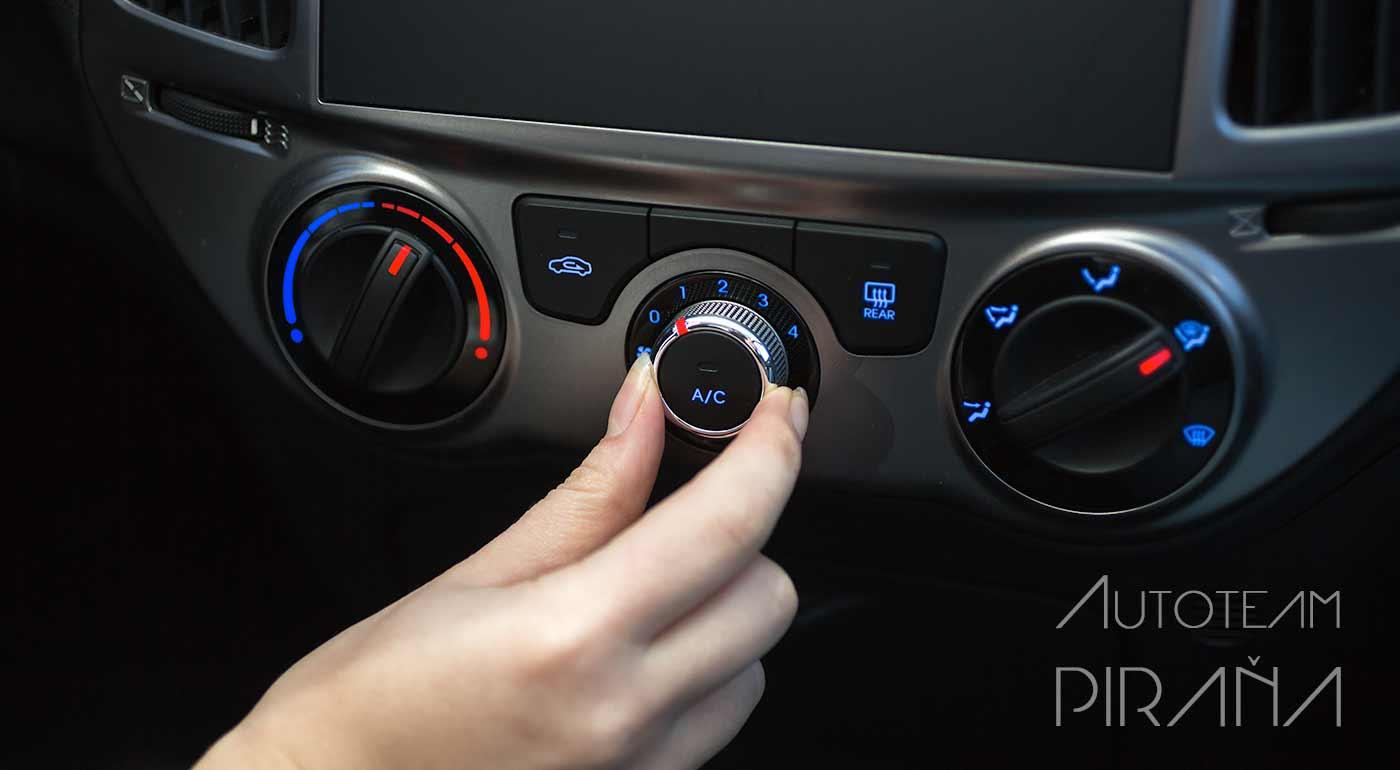 Servis a plnenie klimatizácie s ozónovou dezinfekciou alebo čistenie klimatizácie ozónom vášho vozidla