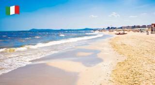Zľava 40%: More, slnko, nekonečná piesková pláž a množstvo zábavných parkov - to je jedno z najobľúbenejších talianskych prázdninových letovísk Rimini. Vyberte sa na predĺžený víkend k Jadranu.