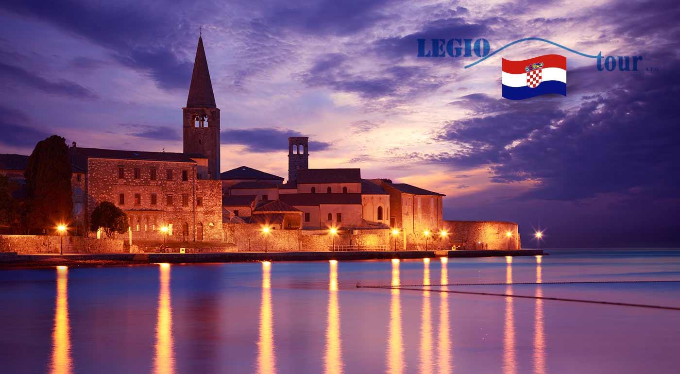 Užite si relax pri mori počas 3-dňového zájazdu do chorvátskeho mesta Poreč