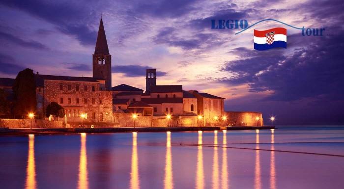 Fotka zľavy: Nemáte čas na týždňové vylihovanie pri mori? Vyberte sa na 3-dňový zájazd do Chorvátskeho mesta Poreč a vychutnajte si atmosféru prímorského letoviska aspoň na chvíľu.