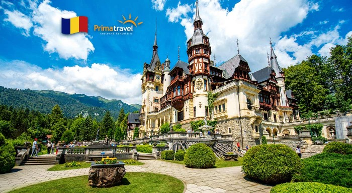 Fotka zľavy: Transylvánia skrýva mnohé tajomstvá a poklady. Poďte ich objaviť na 5-dňovom zájazde s CK Prima Travel do Rumunska. Už teraz sa môžete tešiť na tie najkrajšie hrady a zámky!
