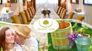 Zľava 50%: Veľkonočný pobyt pre dvoch na 3 či 4 dni v krásnom prostredí pod Veľkou Javorinou v Hoteli Lipa*** už od 99 € vrátane polpenzie a sviatočnej veselice.