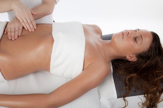 anticelulitídna masáž
