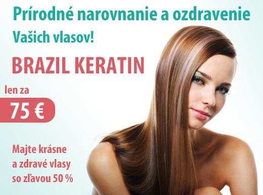 Prírodné narovnanie a ozdravenie vlasov - BRAZIL KERATIN. Nádherné a zdravé  vlasy len za 75 d8056383d15