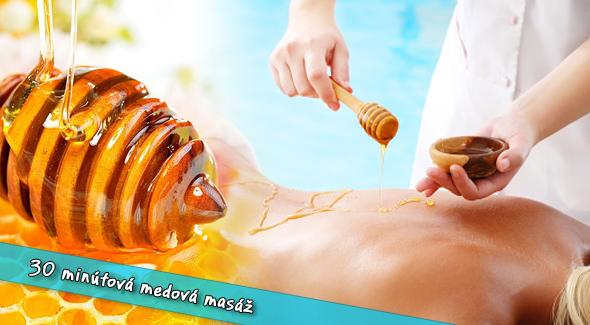 Oddych a wellness v Trnave: detoxikačná medová masáž za super cenu.