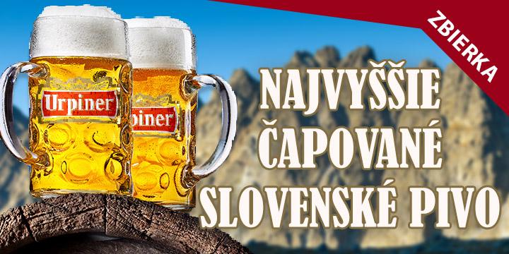 Pivo na Kôprovskom štíte