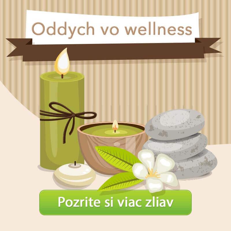 Oddych vo wellness