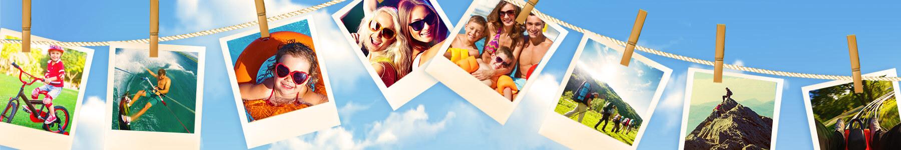 Letné zážitky