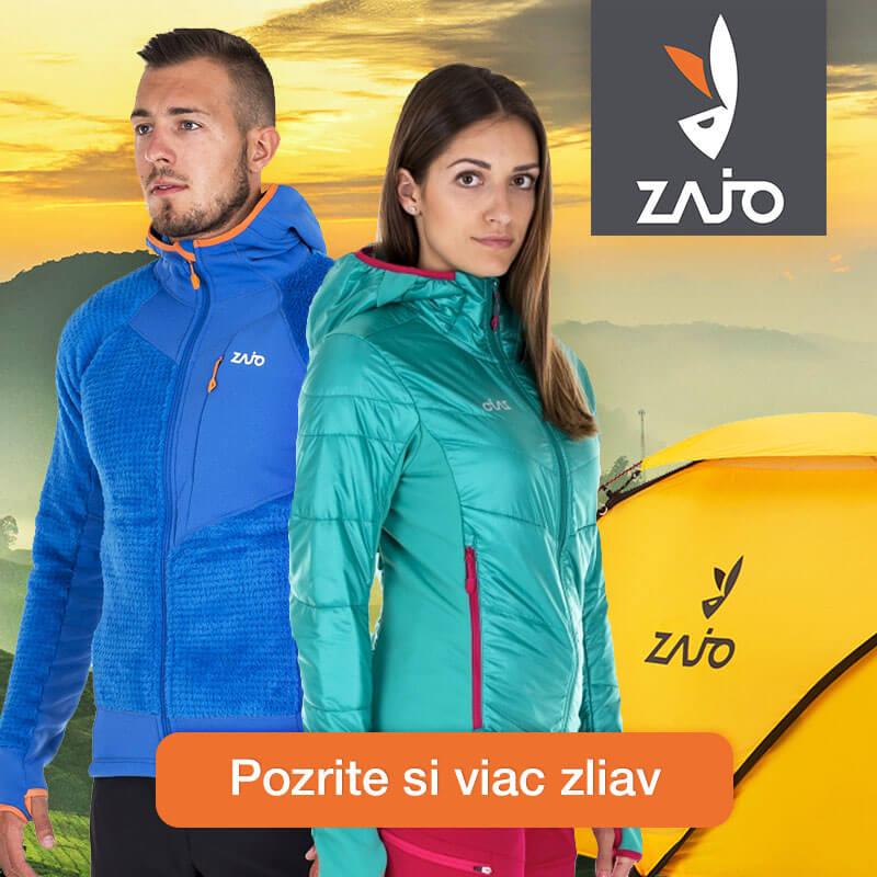 Outdoorový tovar ZAJO od slovenského výrobcu
