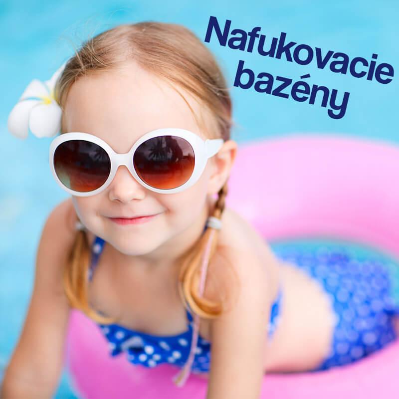 Nafukovacie bazény s filtrom