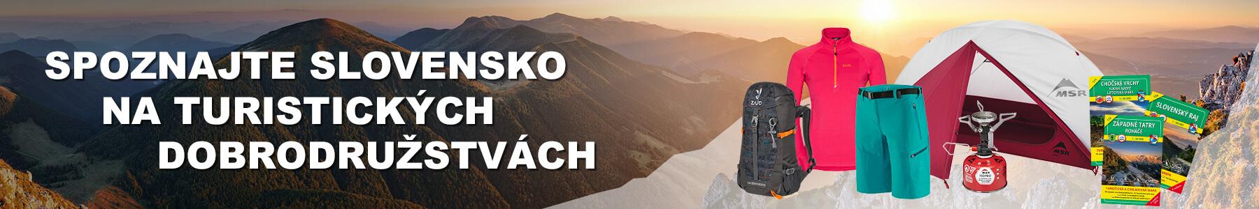 Turistika na Slovensku