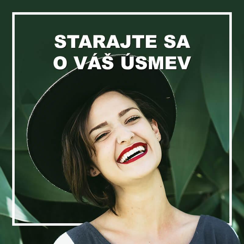 Staráme sa o váš úsmev :)