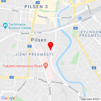 Štefánikovo náměstí 2621/4,Plzeň,30100